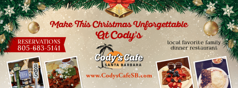 Season's Greetings From Cody's Cafe